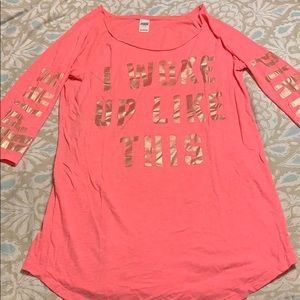 PINK by Victoria's Secret Sleep Dress - medium